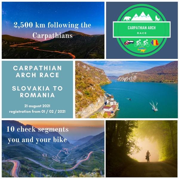 Carpathian Arch Race kerékpáros  verseny