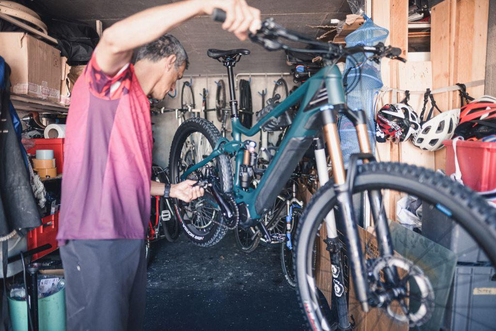 Shimano STEPS rendszerrel szerelt e-bike karbantartási tippek-1