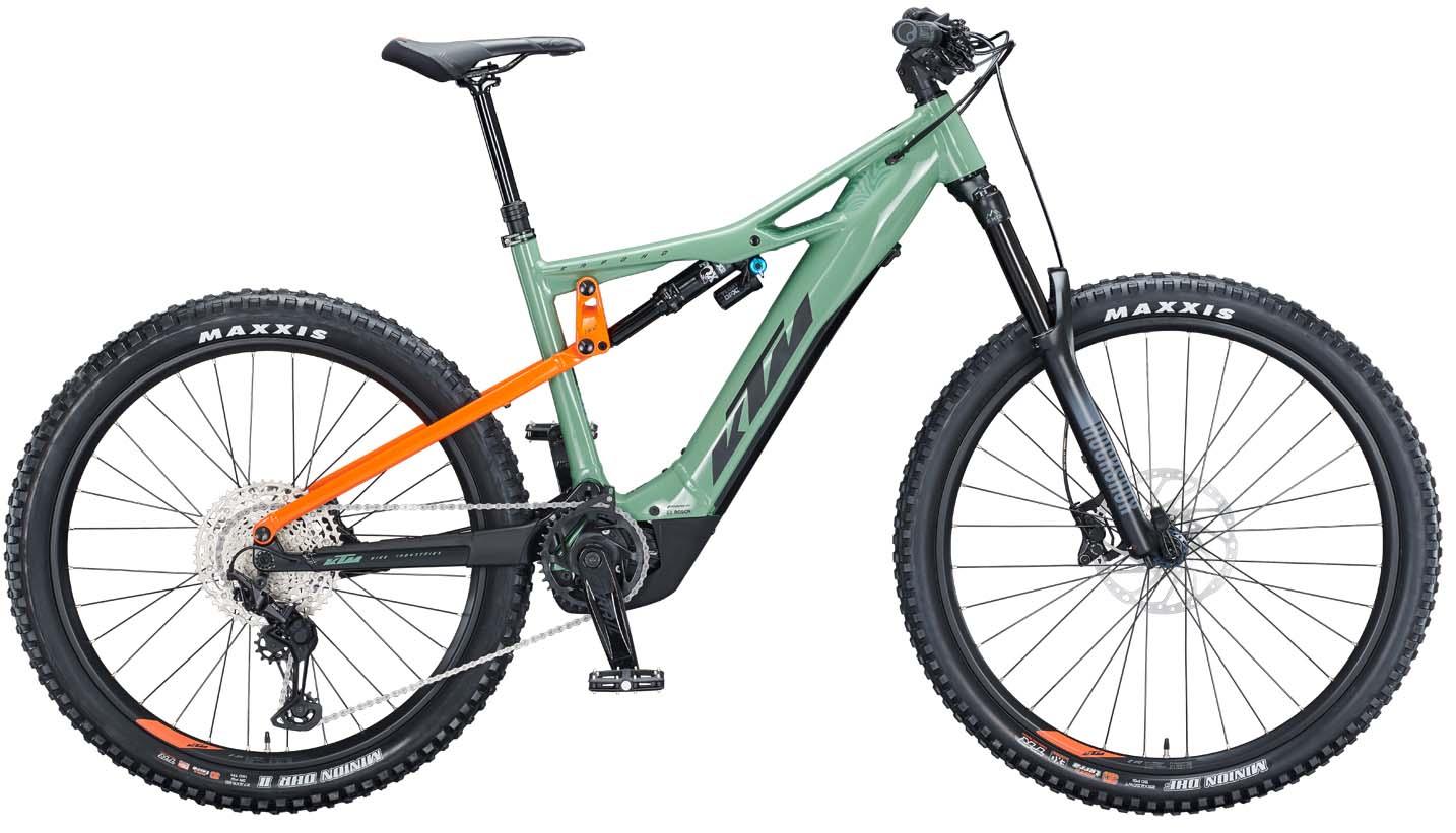 Elektromos kerékpárok (ebike) 2021-16