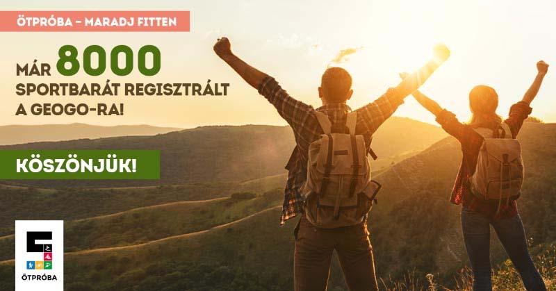 Fuss, túrázz, evezz és bringázz a GeoGO több mint 600 virtuális útvonalán hazánk legfestőibb tájain!-2
