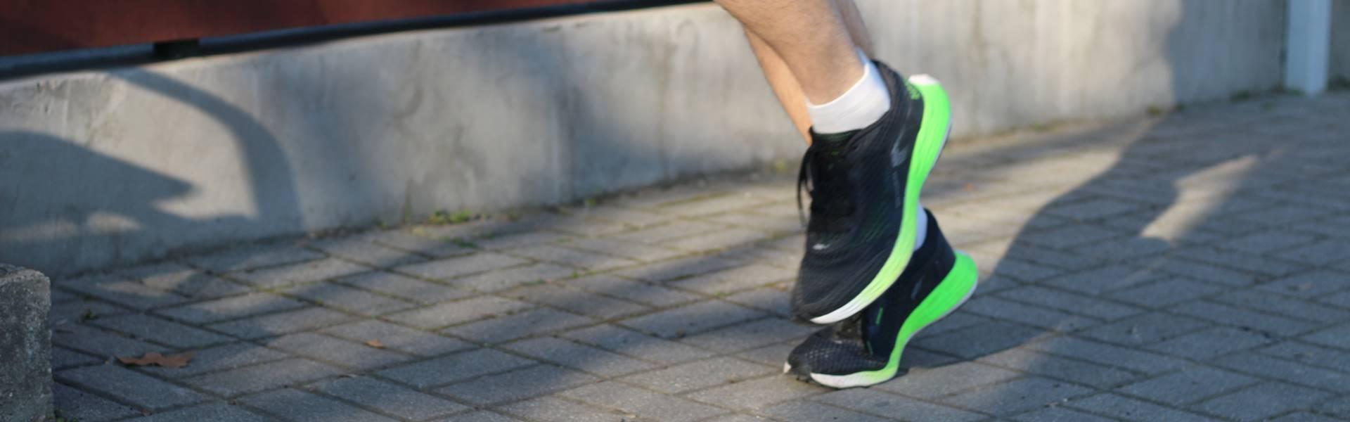 Kiprun KD 500 futócipő teszt