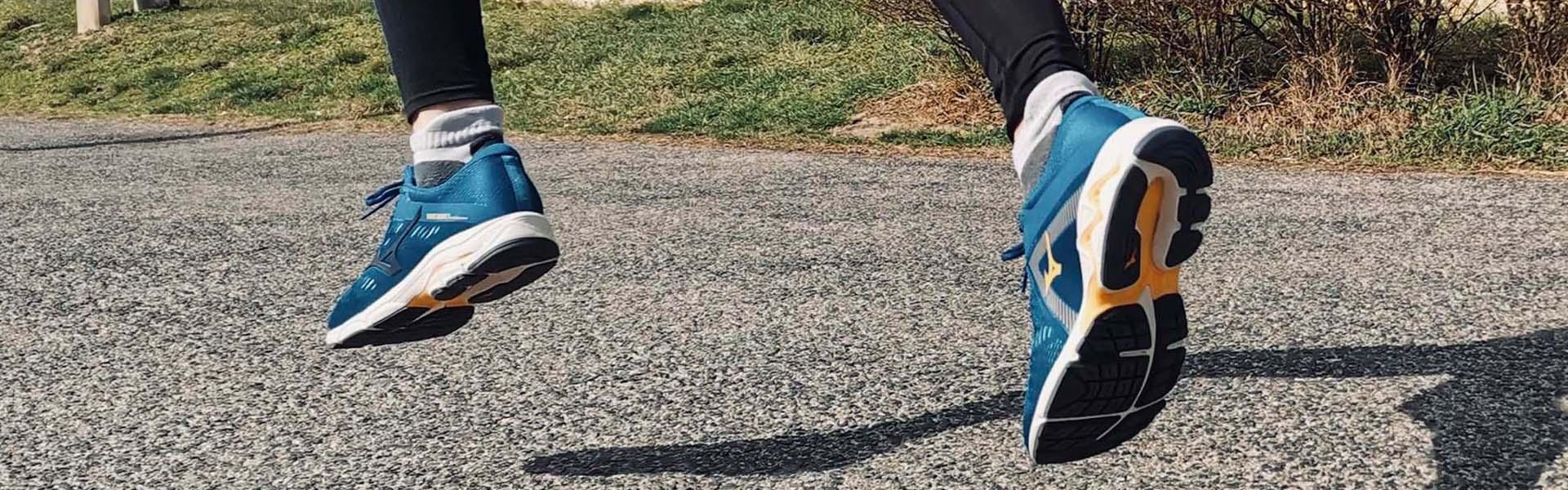 Mizuno Wave Equate 5 futócipő teszt