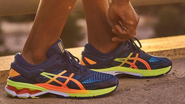 Asics futócipő