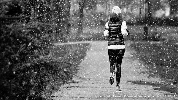 3 hetes téli futóterv