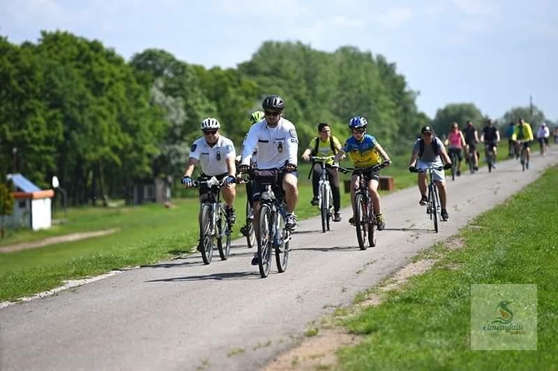I. Tisza-tó Bike Kerékpáros Tókerülés
