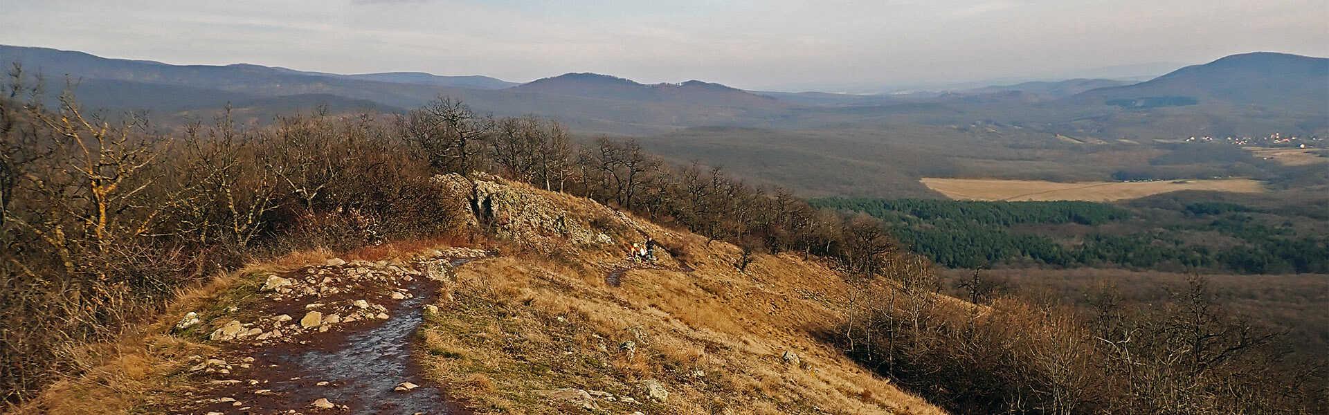 Túrázz a Látó-hegyek gerincén és a Nagy-Koppányon