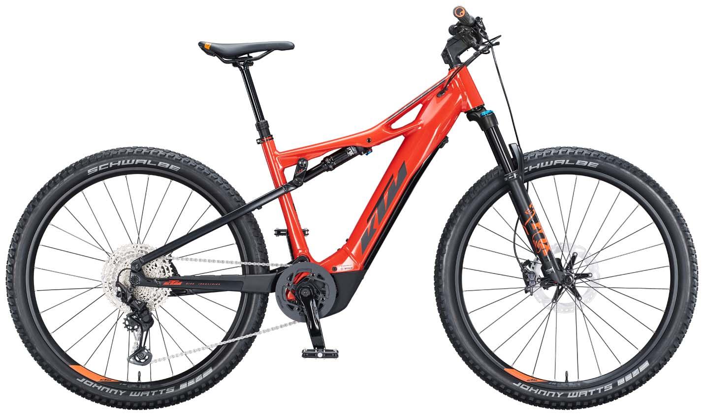 Járj be több és hosszabb útvonalat KTM elektromos mountainbike kerékpárral!-2
