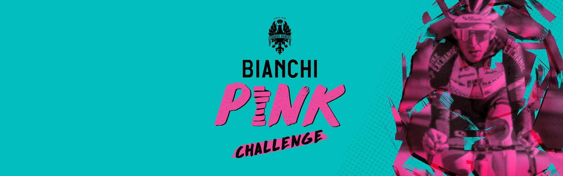 Bianchi PINK challenge -az igazi kihívás!