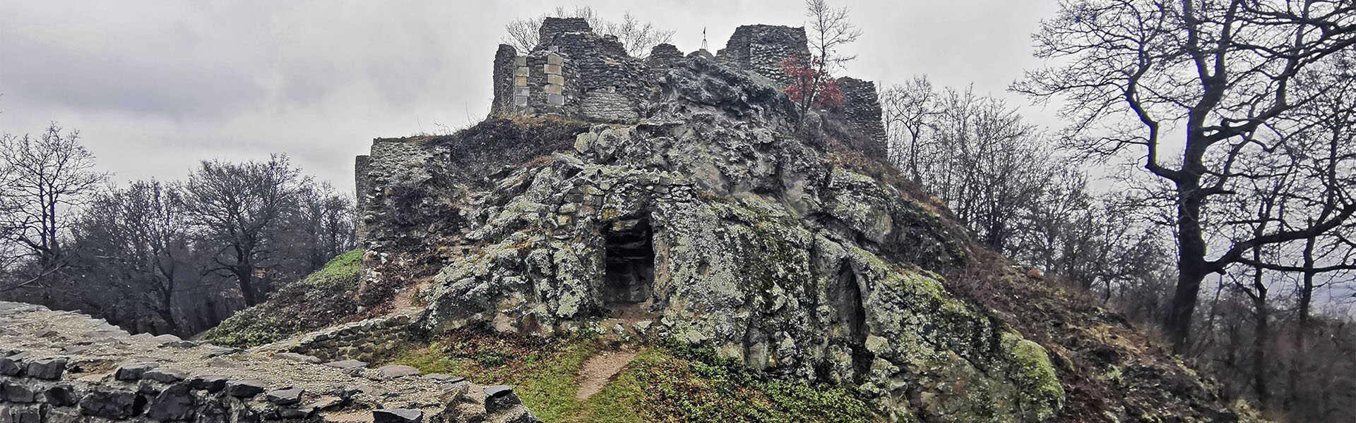 Börzsönyi kék túra első szakasz: Diósjenőről Bernecebarátiba