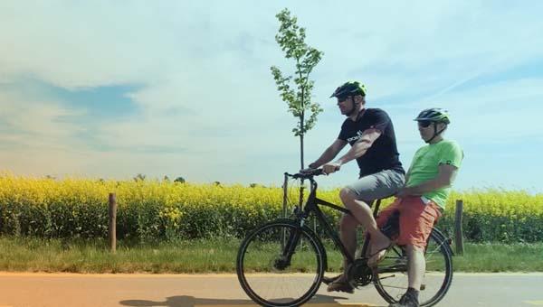 Veszprém - Alsóörs kerékpárút