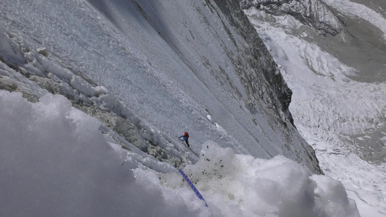 Drámai mászás: Az első nap után tudtuk, hogy nincs visszaút-1