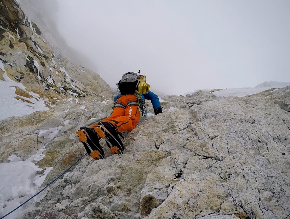 Drámai mászás: Az első nap után tudtuk, hogy nincs visszaút-2