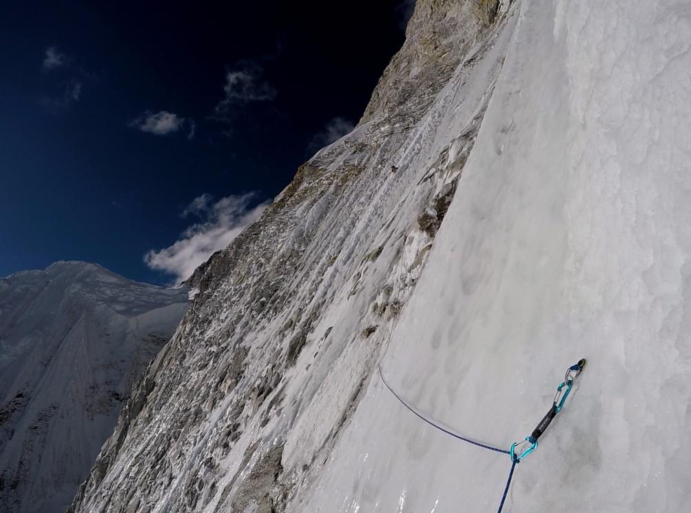 Drámai mászás: Az első nap után tudtuk, hogy nincs visszaút-3