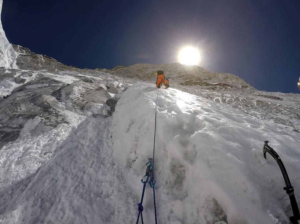 Drámai mászás: Az első nap után tudtuk, hogy nincs visszaút-4