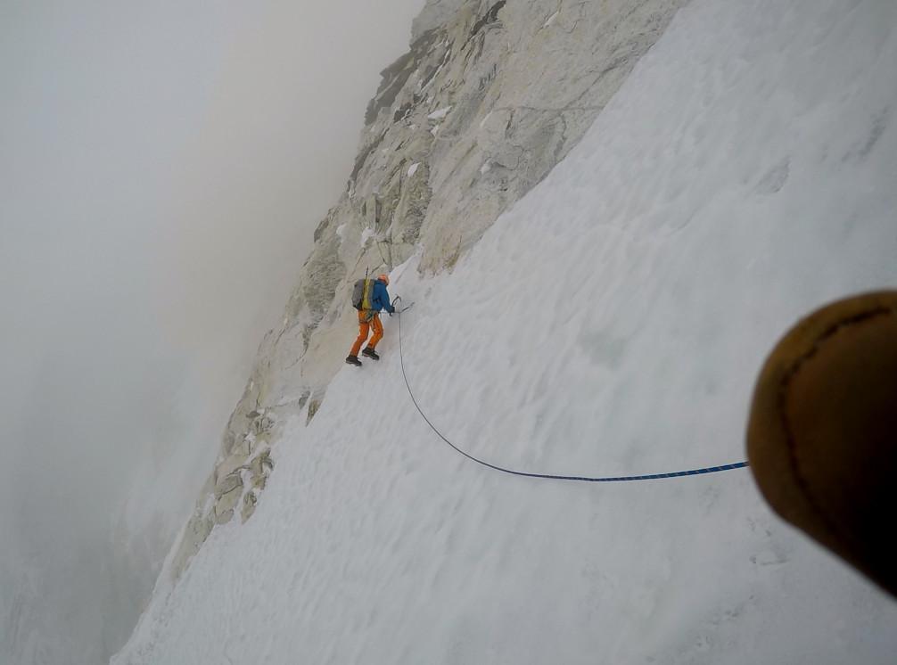 Drámai mászás: Az első nap után tudtuk, hogy nincs visszaút-6