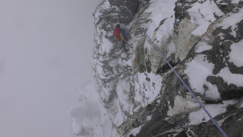 Drámai mászás: Az első nap után tudtuk, hogy nincs visszaút-8