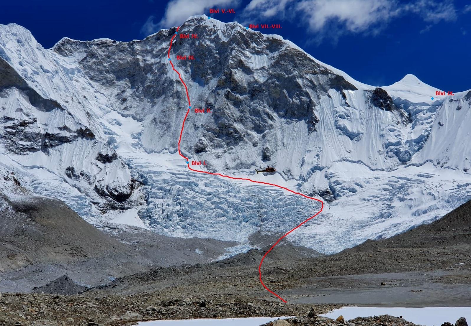 Drámai mászás: Az első nap után tudtuk, hogy nincs visszaút-11