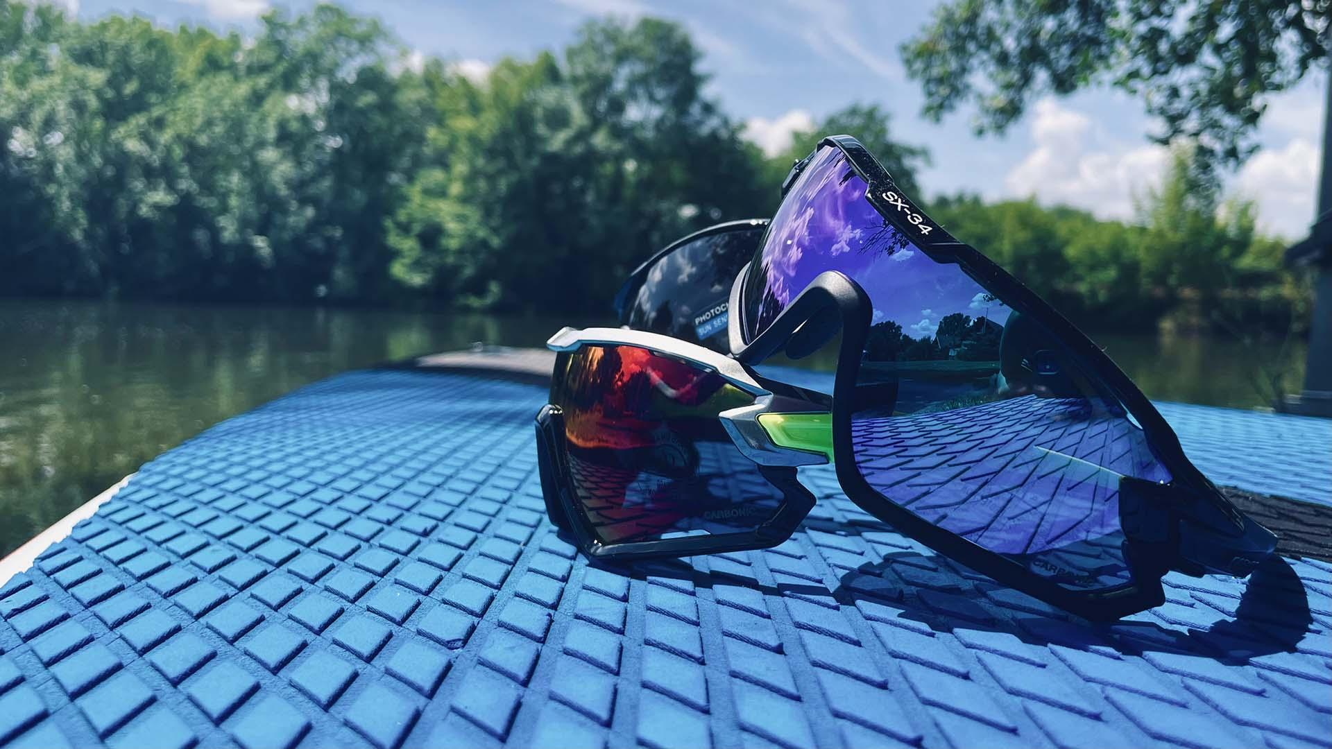Funkcionális szemüveg sportoláshoz kifejlesztve: Casco SX-34 sportszemüveg-5