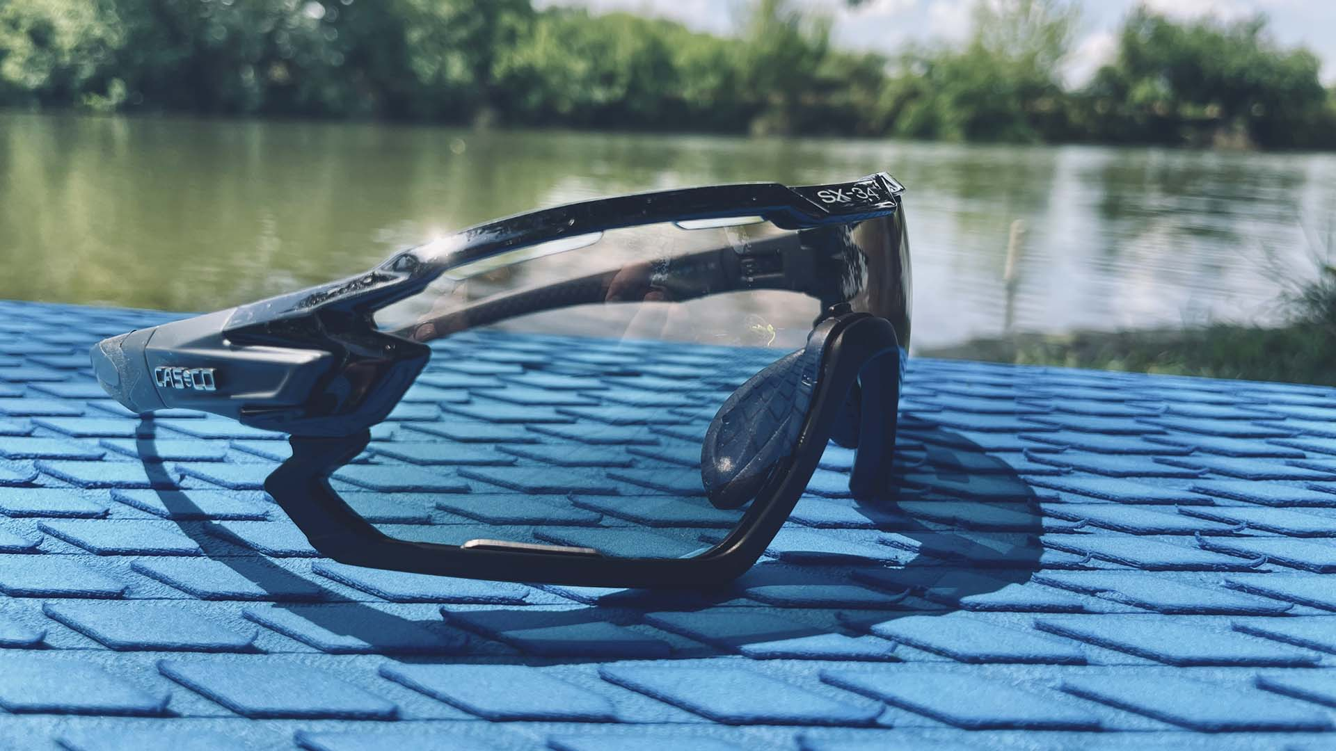 Funkcionális szemüveg sportoláshoz kifejlesztve: Casco SX-34 sportszemüveg-7