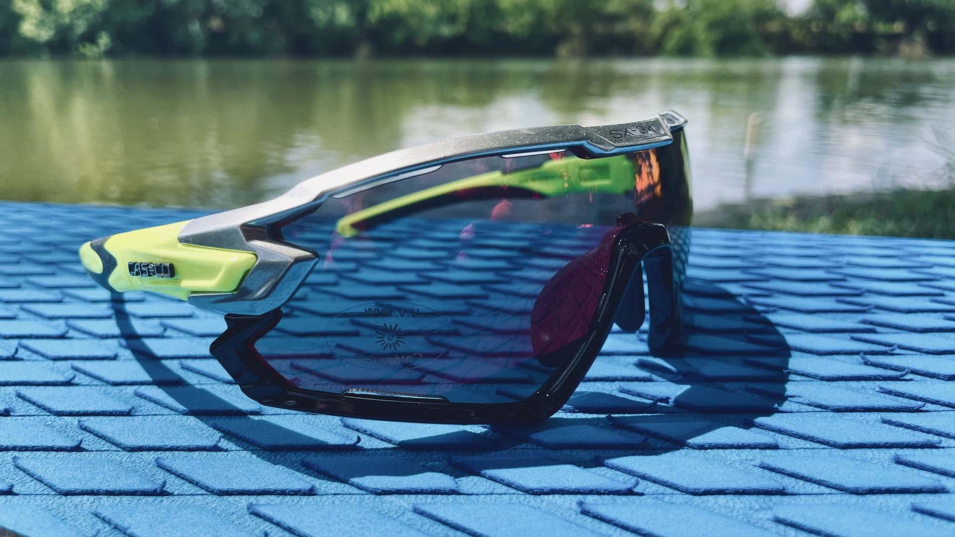 Funkcionális szemüveg sportoláshoz kifejlesztve: Casco SX-34 sportszemüveg-8