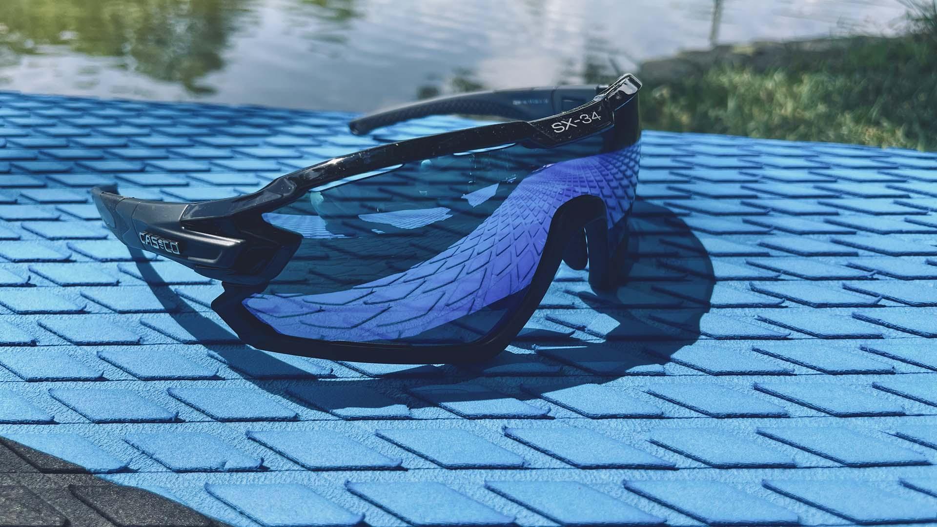 Funkcionális szemüveg sportoláshoz kifejlesztve: Casco SX-34 sportszemüveg-9