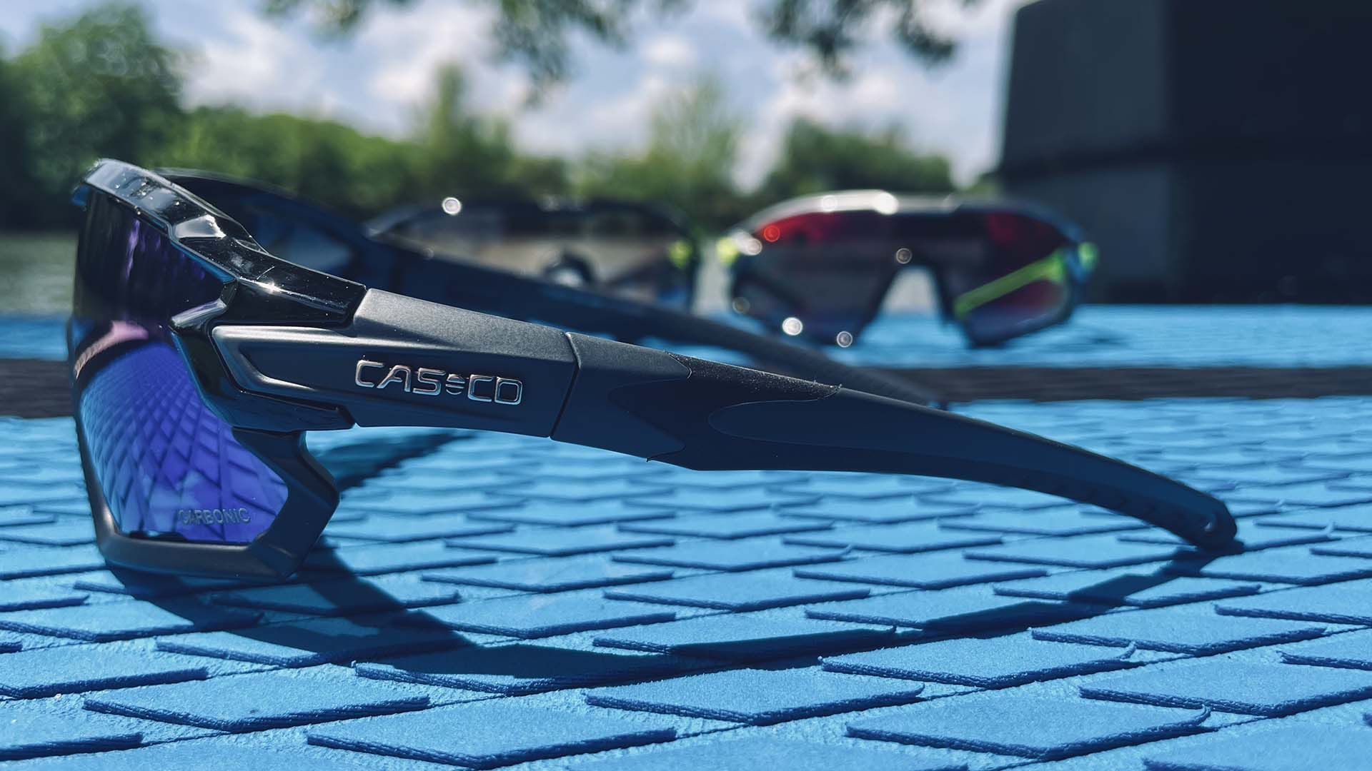 Funkcionális szemüveg sportoláshoz kifejlesztve: Casco SX-34 sportszemüveg-11