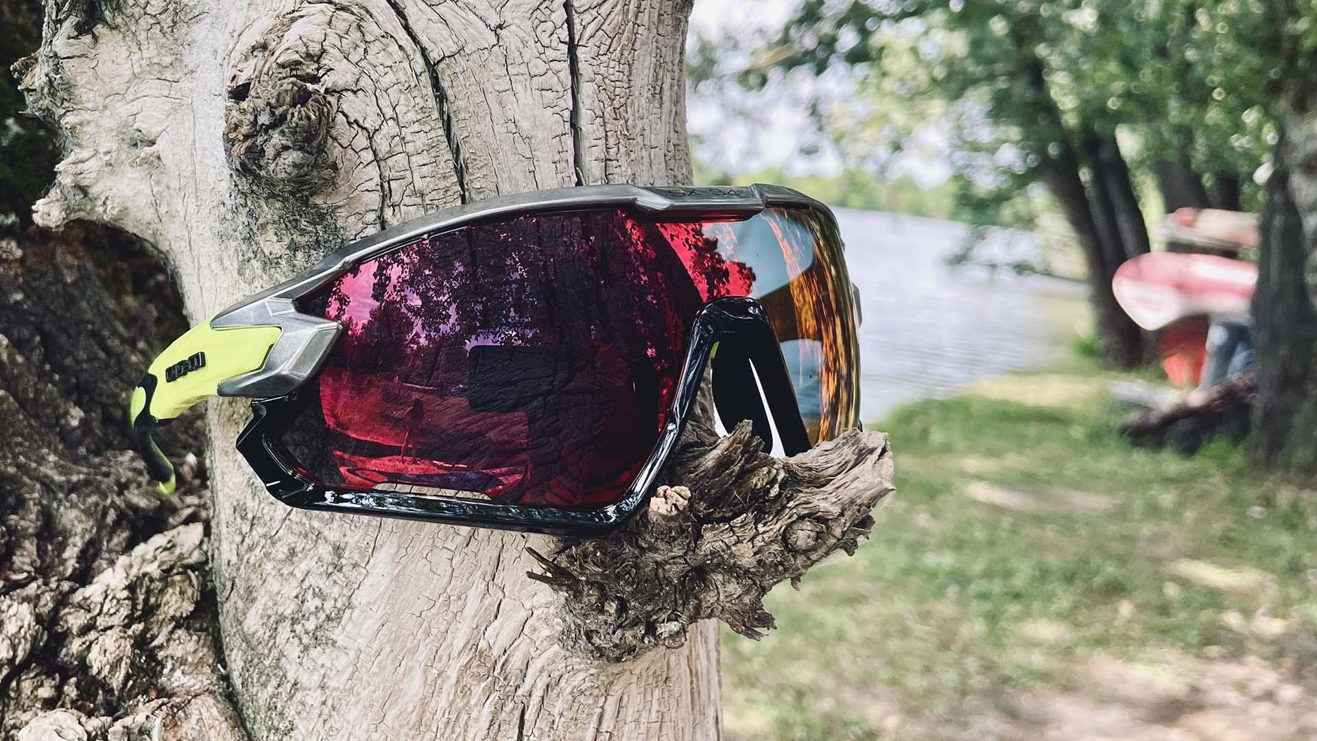 Funkcionális szemüveg sportoláshoz kifejlesztve: Casco SX-34 sportszemüveg-13