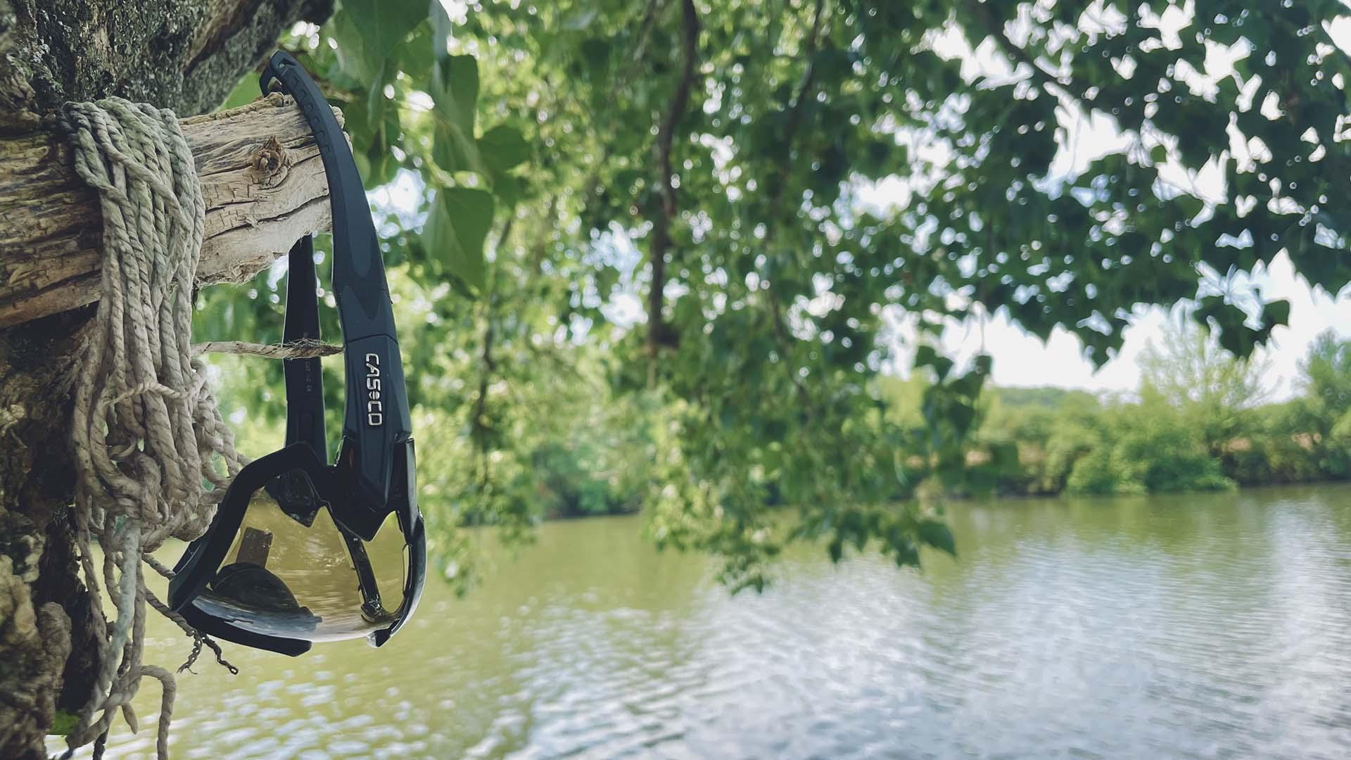 Funkcionális szemüveg sportoláshoz kifejlesztve: Casco SX-34 sportszemüveg-16