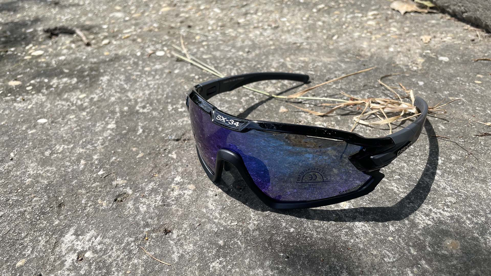 Funkcionális szemüveg sportoláshoz kifejlesztve: Casco SX-34 sportszemüveg-18