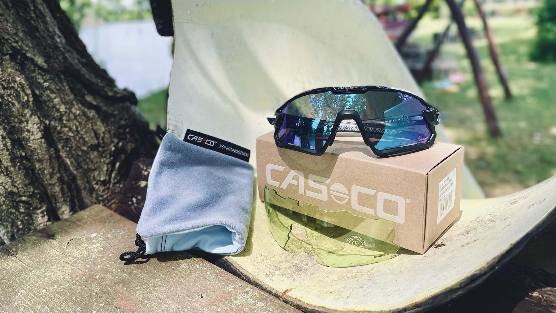Funkcionális szemüveg sportoláshoz kifejlesztve: Casco SX-34 sportszemüveg-20