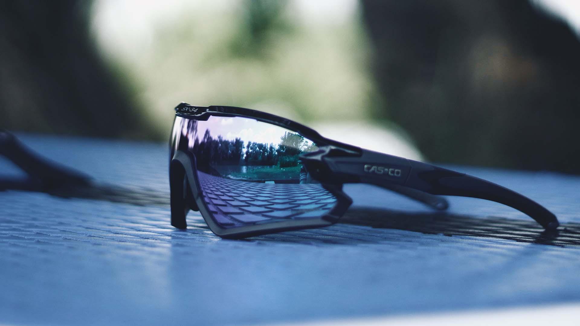 Funkcionális szemüveg sportoláshoz kifejlesztve: Casco SX-34 sportszemüveg-1