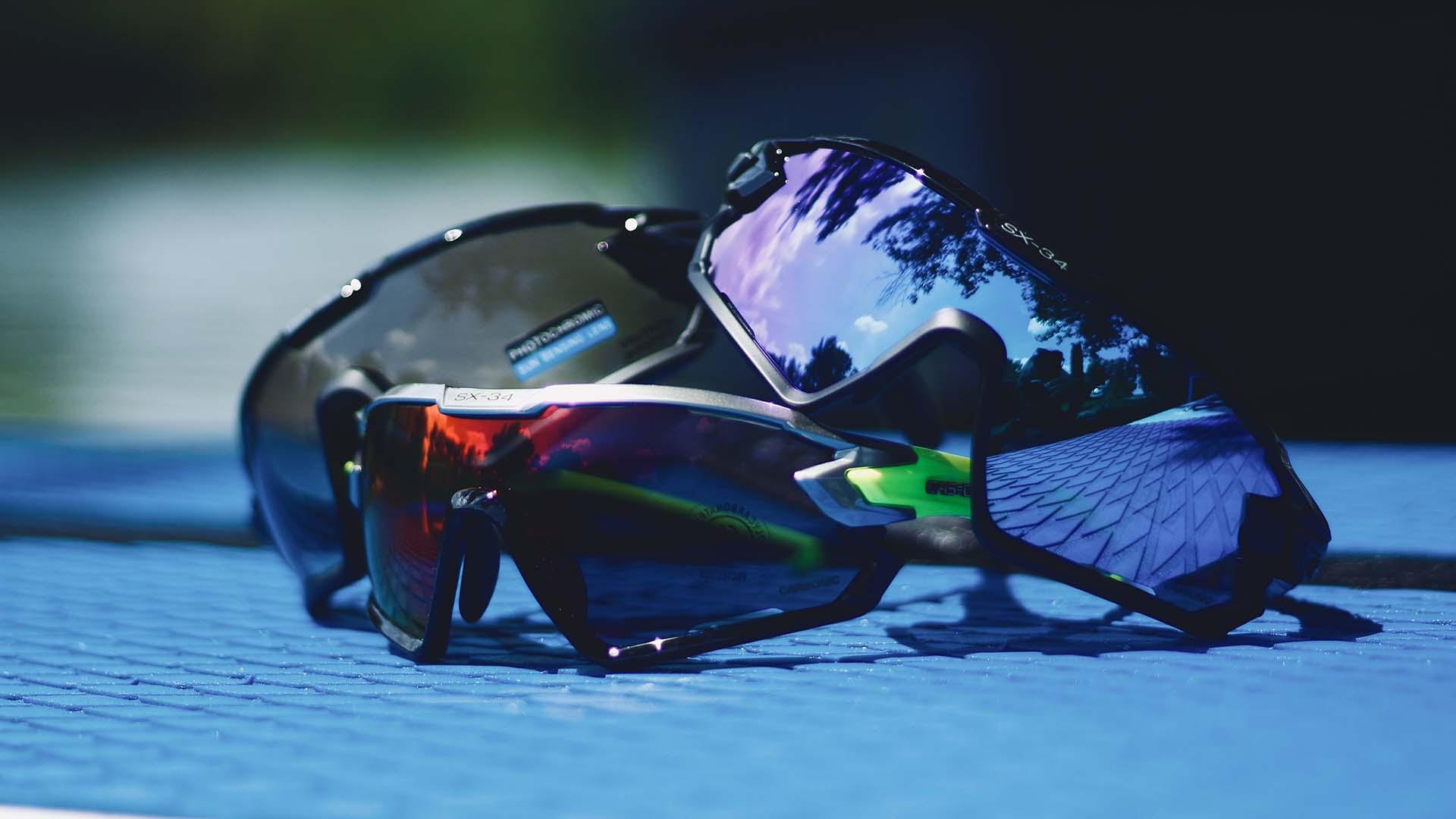 Funkcionális szemüveg sportoláshoz kifejlesztve: Casco SX-34 sportszemüveg-3