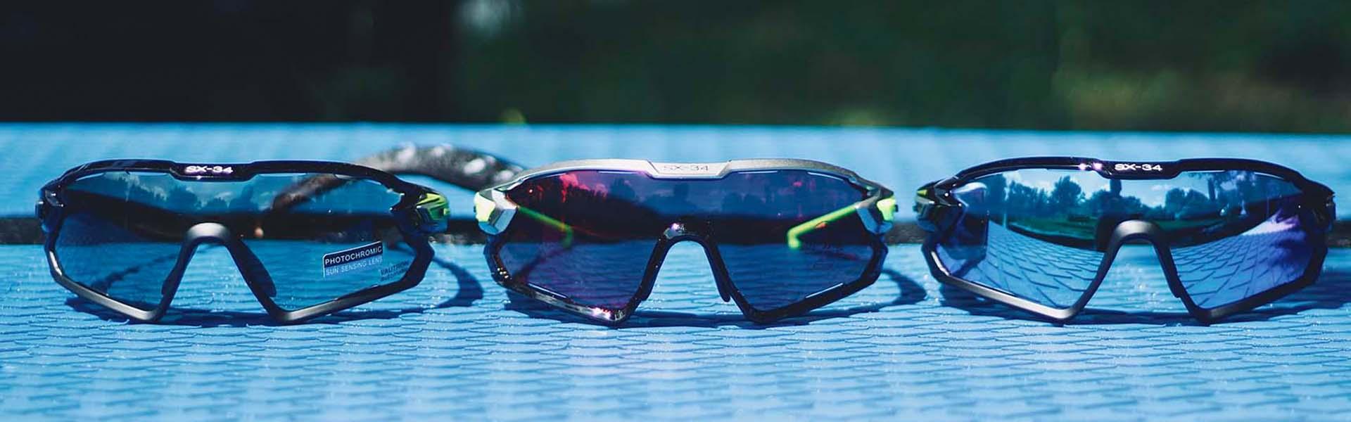 Funkcionális szemüveg sportoláshoz kifejlesztve: Casco SX-34 sportszemüveg