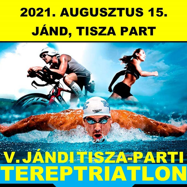 5. Jándi Tisza-parti tereptriatlont