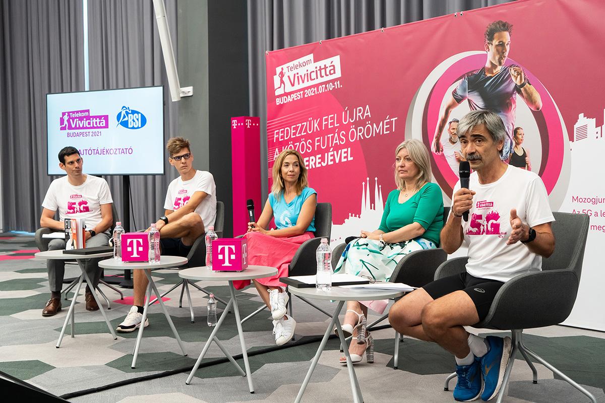 Startol a 36. Telekom Vivicittá-2
