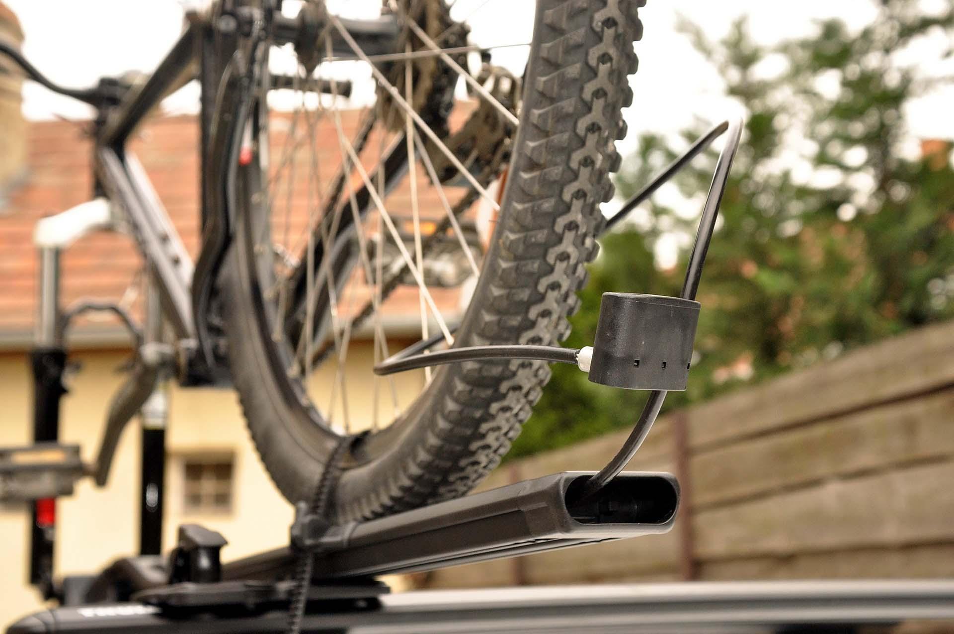 Thule FastRide és TopRide kerékpárszállítók-1