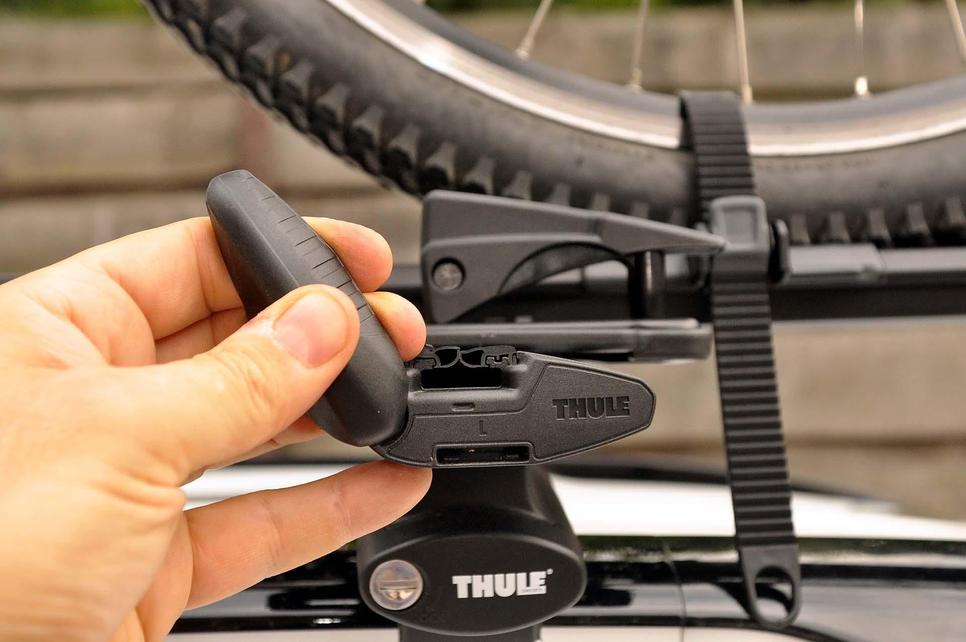 Thule FastRide és TopRide kerékpárszállítók-2