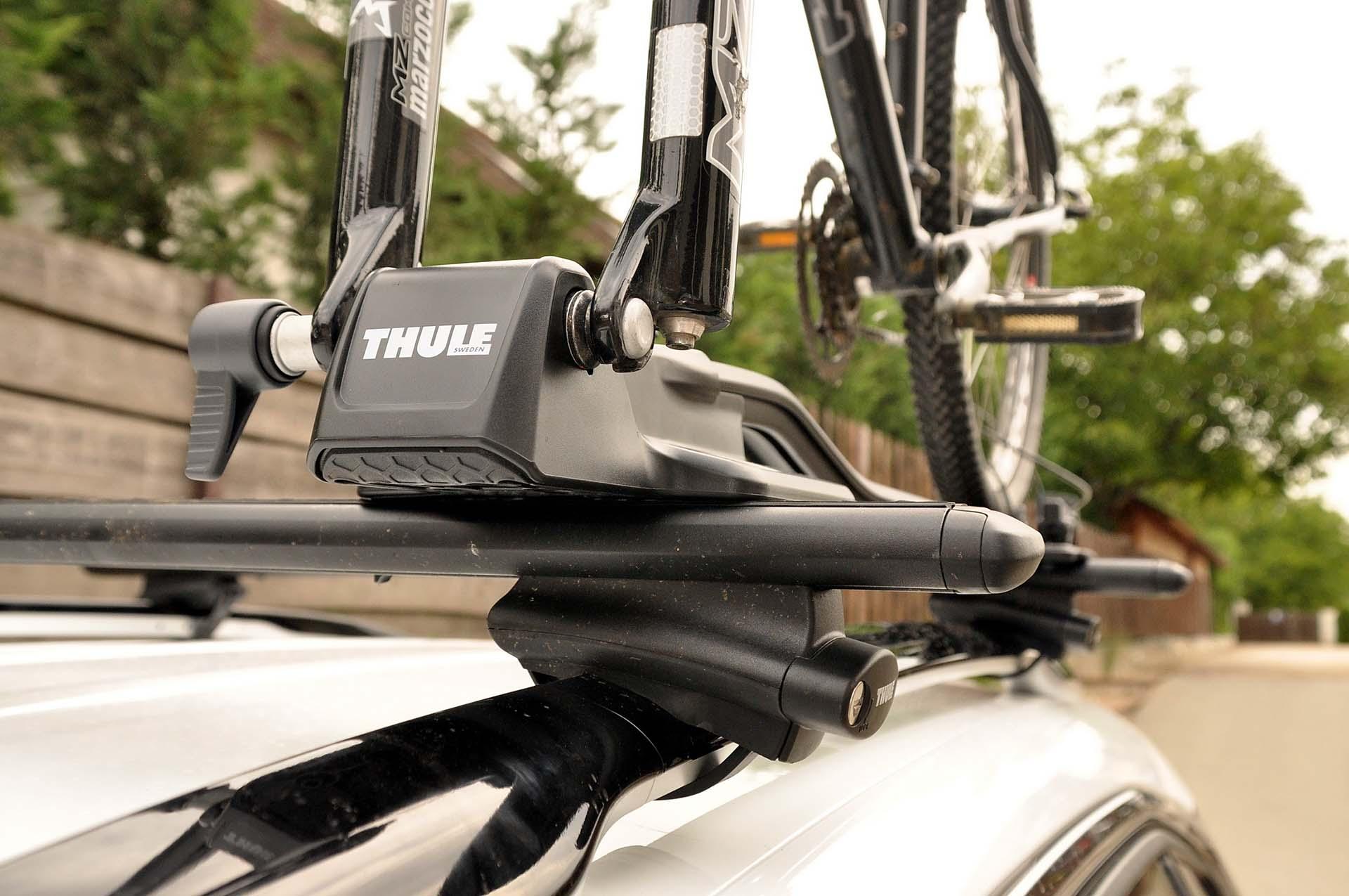 Thule FastRide és TopRide kerékpárszállítók-9