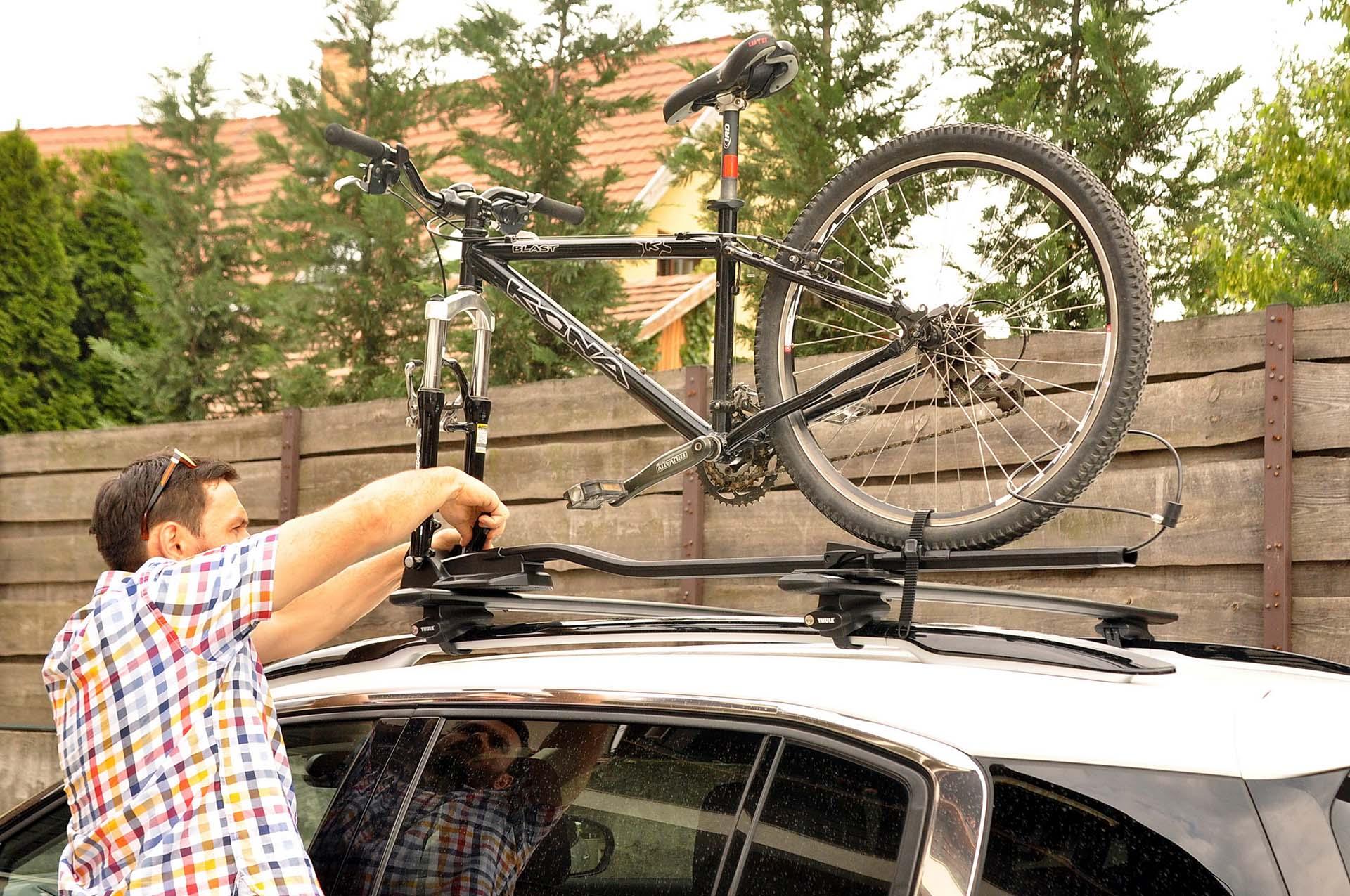 Thule FastRide és TopRide kerékpárszállítók-10