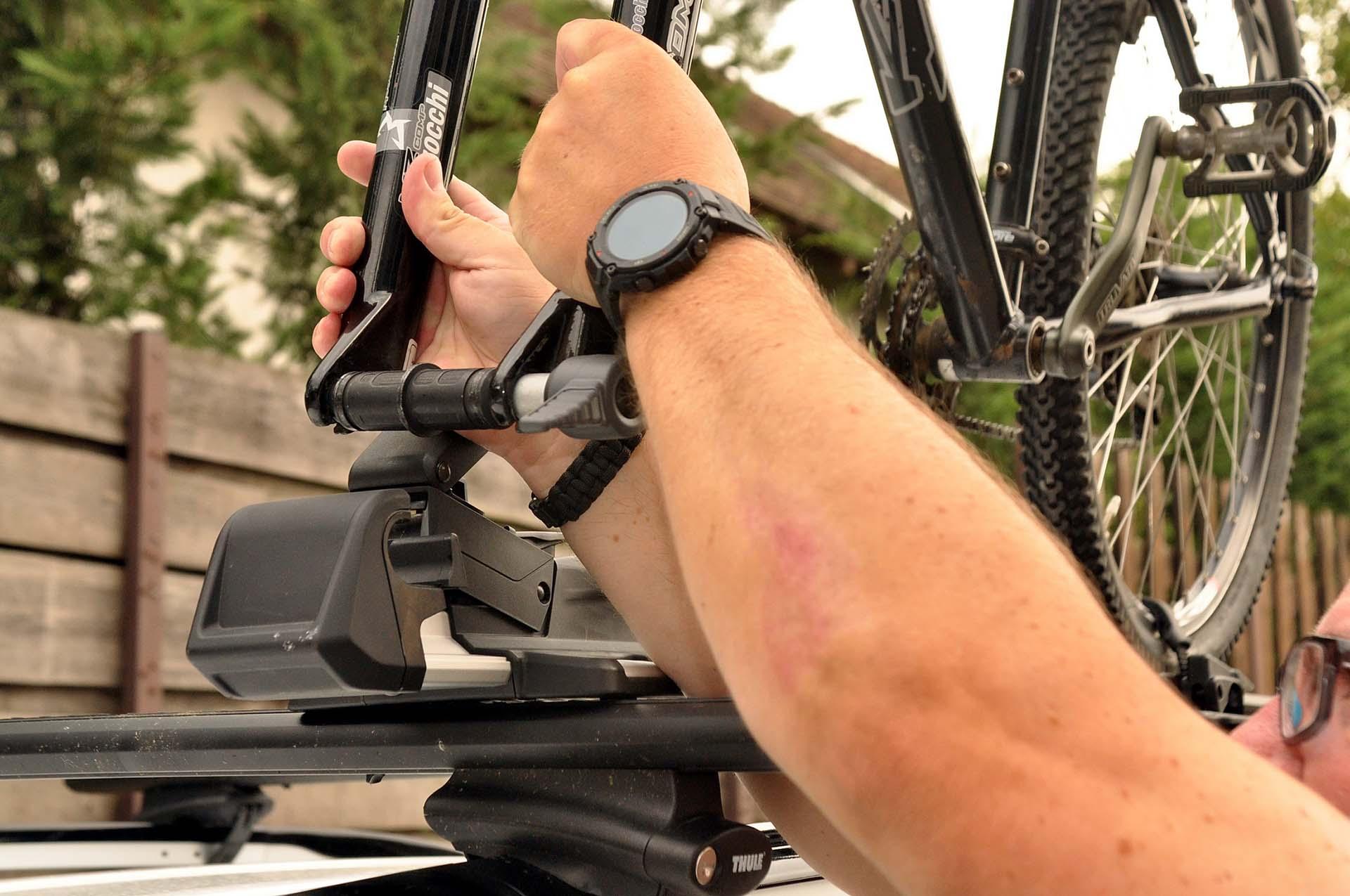 Thule FastRide és TopRide kerékpárszállítók-16