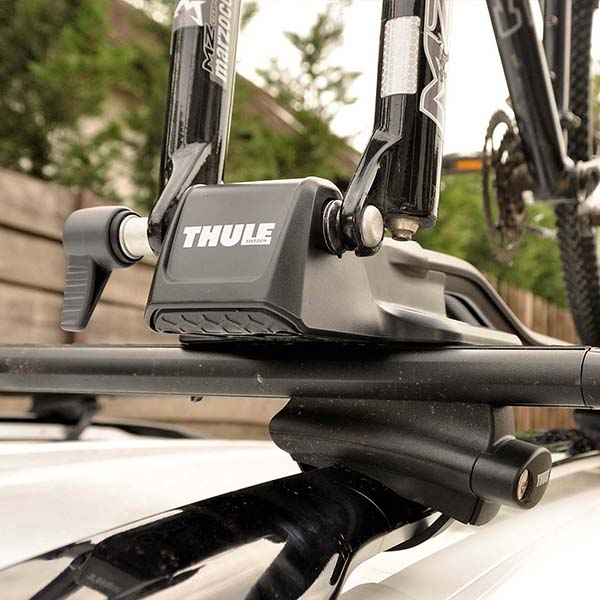 Thule FastRide és TopRide kerékpárszállítók