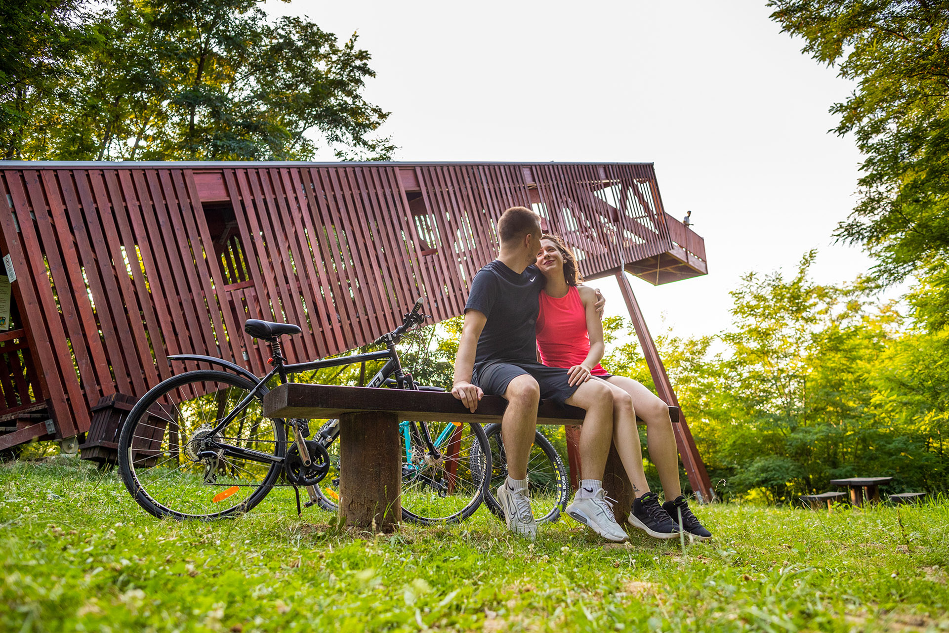 VELOREGIO: családi túrák Szombathely környékén, hegyi kerékpározás a határon túl-3