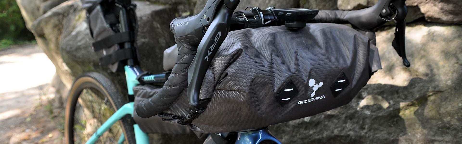 Már itthon is elérhető az ár/érték bajnok Geosmina bikepacking táska