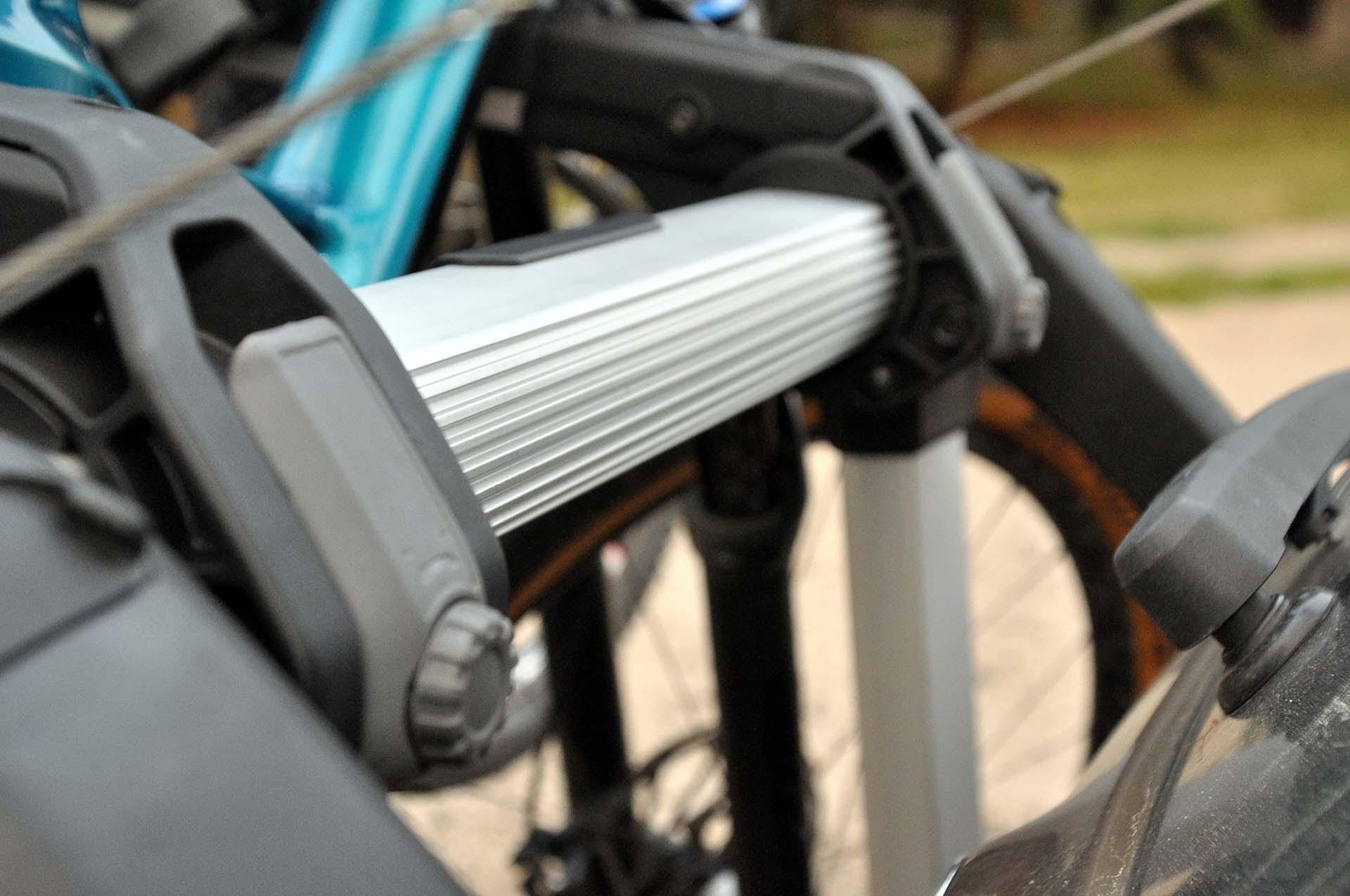 Thule Outway Hanging - kerékpárszállítás a kocsi hátulján-17