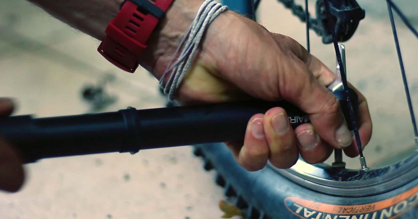 Kerékpárral a Börzsönyben-3
