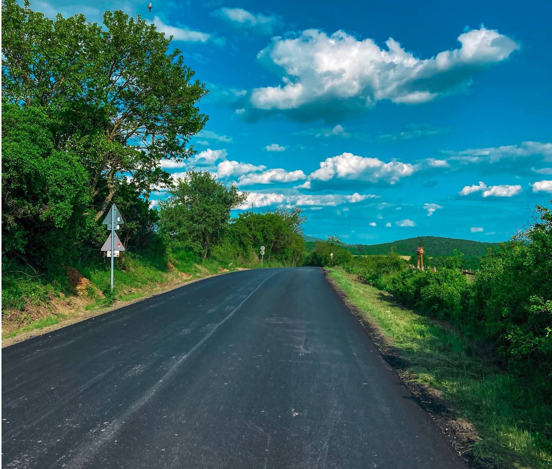 Klasszikus börzsönyi országúti kör-3