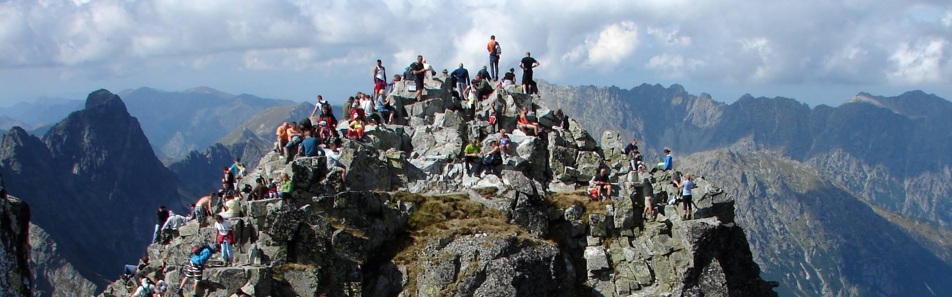 Turisztikai jelzésrendszer Szlovákiában