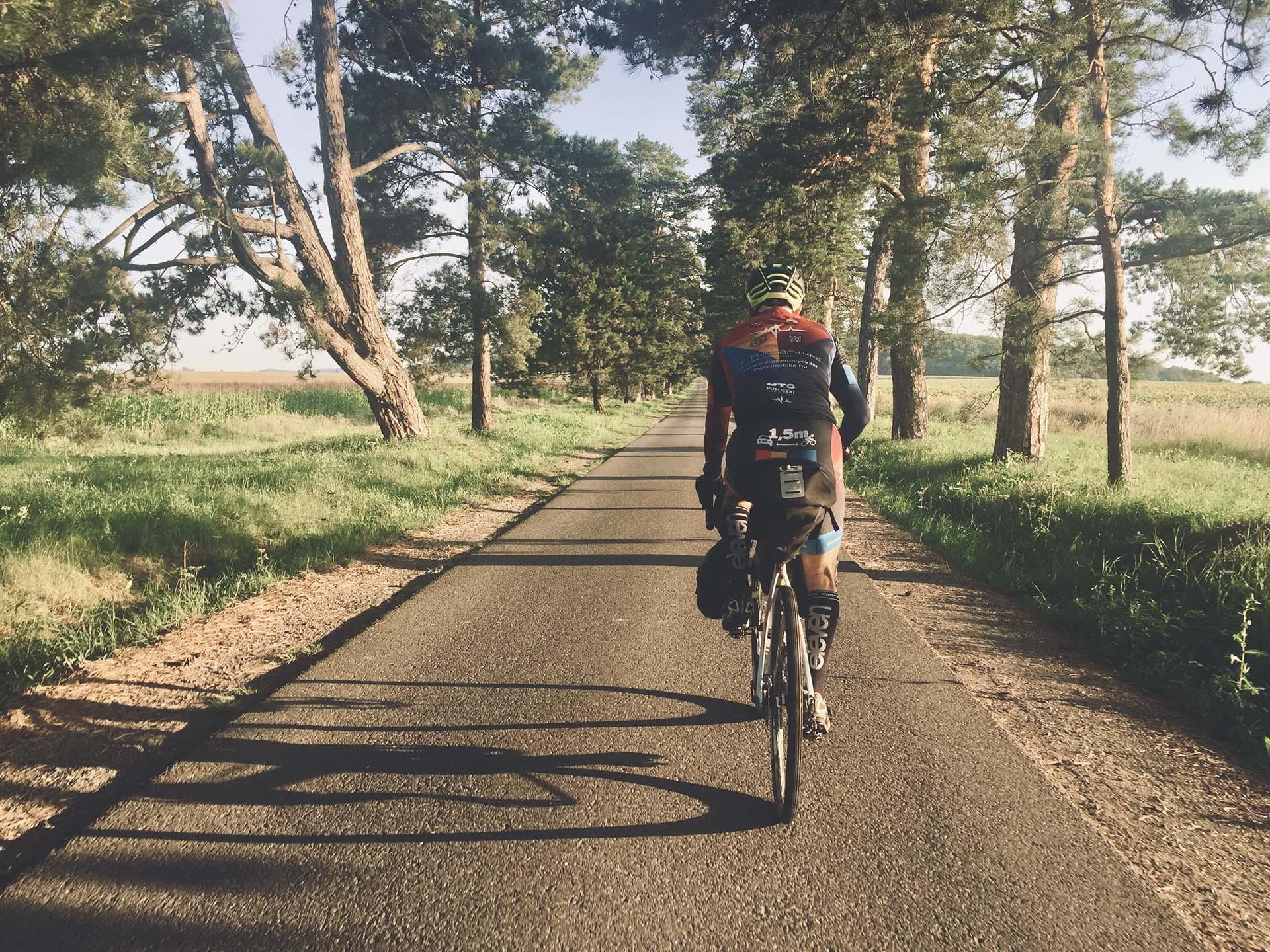Európa egyik legkeményebb offroad kerékpártúrája van kialakulóban hazánkban - A Hungarian Divide-1