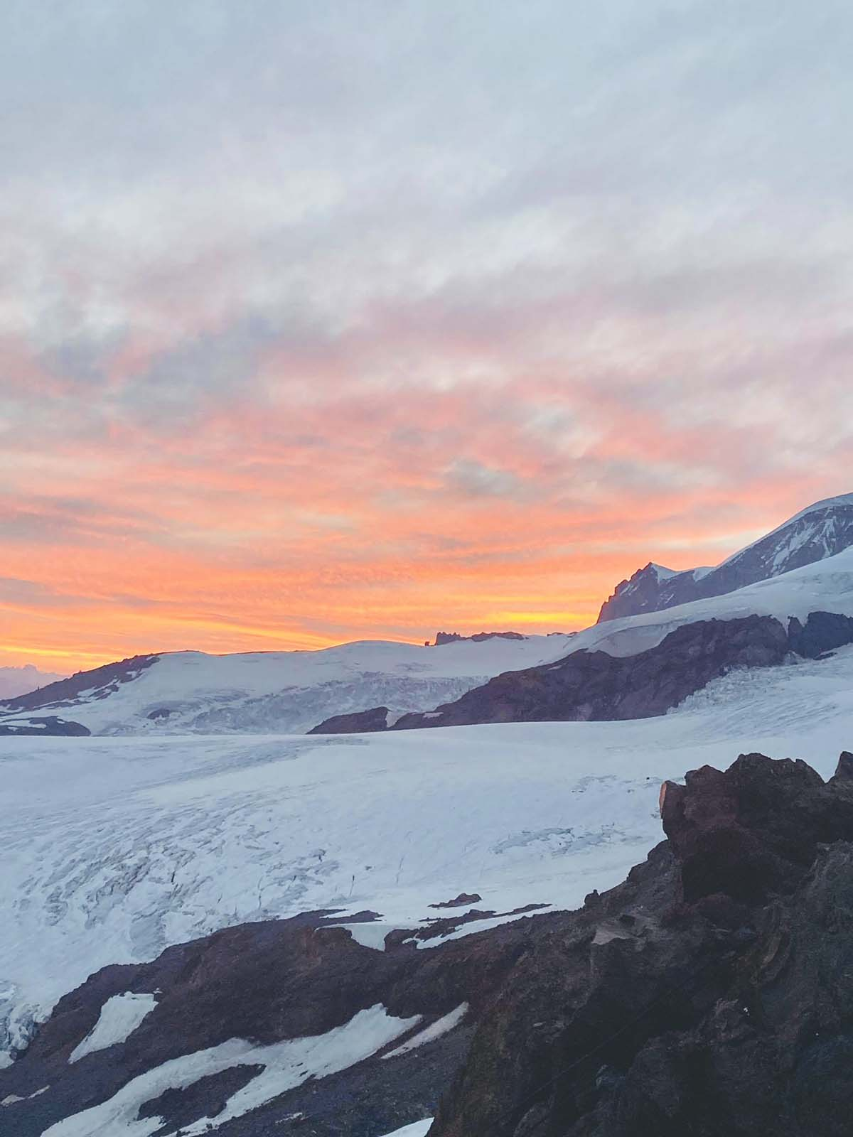 Európa tetején: Elbrusz csúcstámadás-1