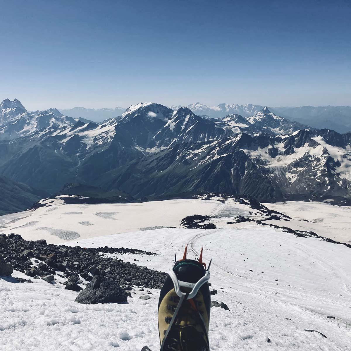Európa tetején: Elbrusz csúcstámadás-4
